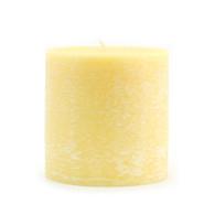 Timberline™ Pillar 3 X 3 Unscented Yellow
