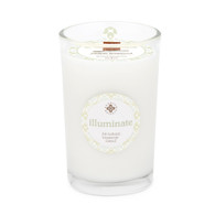 Seeking Balance® 8 oz Medium Spa Candle Juniper Rosewood Illuminate