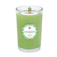 Seeking Balance® 8 oz Medium Spa Candle Coriander Sage Revitalize