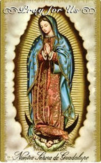 Our Lady of Guadalupe is a powerful symbol of faith. Her image is associated with everything from motherhood to feminism to social justice.