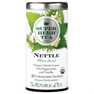 The Republic of Tea Organic Nettle SuperHerb® Tea Bags