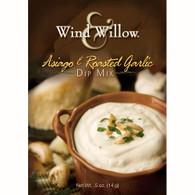 Wind & Willow Asiago & Roasted Garlic Dip Mix