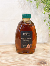 Root Candles 2 LB. Wildflower Honey