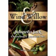 Wind & Willow Jalapeno Jack Cheeseball & Appetizer Mix