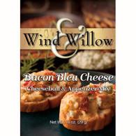 Wind & Willow Bacon Bleu Cheese Cheeseball & Appetizer Mix