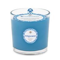 Seeking Balance® 12 oz Spa Candle Lavandin & Patchouli Empower