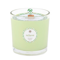 Seeking Balance® 12 oz. Spa Candle Eucalyptus Menthol Relieve