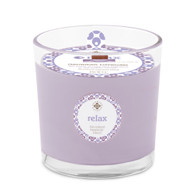 Seeking Balance® 12 oz Spa Candle Geranium Lavender Relax