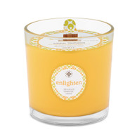 Seeking Balance® 12 oz Spa Candle Cedar Verbena Enlighten
