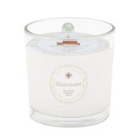 Seeking Balance® 12 oz Spa Candle Juniper Rosewood Illuminate