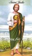 St. Jude Prayer 7 Day 7C Meditation Candle