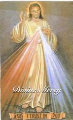 Divine Mercy Prayer 7 Day 7C Meditation Candle