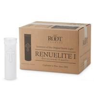 6 Day Budded Cross Renuelite™ Clear Case of 24