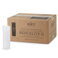 5 Day Budded Cross Renuelite™ Clear Case of 24