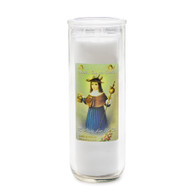 Santo Nino de Atocha Prayer 7 Day Meditation Candle