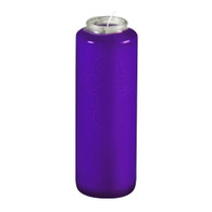 7 Day Purple Meditation Candle
