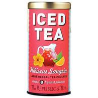 The Republic of Tea Hibiscus Sangria Iced Tea