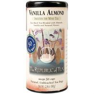 The Republic of Tea Vanilla Almond Black Tea