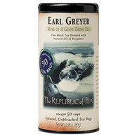 The Republic of Tea Earl Greyer Black Tea