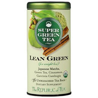 The Republic of Tea Organic Lean Green SuperGreen Tea