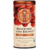 The Republic of Tea SuperAdapt Restore and Reset® Tea