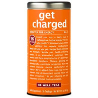 The Republic of Tea get charged® - No. 3 Herb Tea for Energy