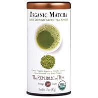 The Republic of Tea Organic Full-Leaf Matcha Powder