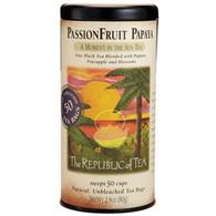 The Republic of Tea PassionFruit Papaya Black Tea