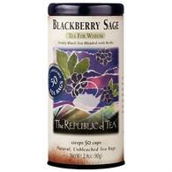 The Republic of Tea Blackberry Sage Black Tea