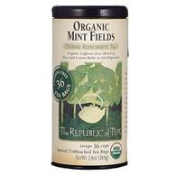 The Republic of Tea Organic Mint Fields Tea