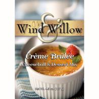 Wind & Willow Crème Brulee Cheeseball & Dessert Mix