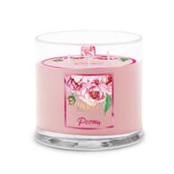 Peony La Fleur 3 Wick Candle