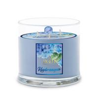 Hydrangea La Fleur 3 Wick Candle
