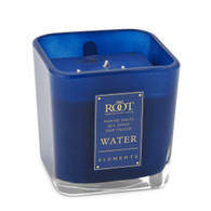 WATER - ELEMENTS 3 Wick Candle