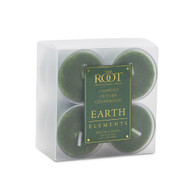 EARTH - ELEMENTS Beeswax Blend Tealights
