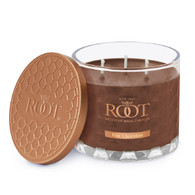 Hot Chocolate 3 Wick Honeycomb Candle