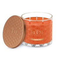 Pumpkin Spice 3 Wick Honeycomb Candle
