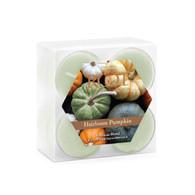 Heirloom Pumpkin Beeswax Blend Tealights