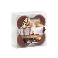 Hot Chocolate Beeswax Blend Tealights