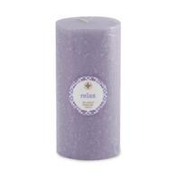 Seeking Balance® 3X6 Aromatherapy Pillar Relax