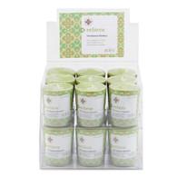 Seeking Balance® Eucalyptus Menthol Relieve Box of 18 Votives