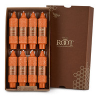 """5"""" Timberline™ Collenette Pumpkin Box of 8 Candles"""
