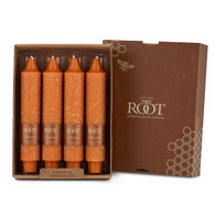 """7"""" Timberline™ Collenette Pumpkin Box of 4 Candles"""