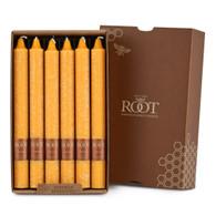 "9"" Timberline™ Arista™ Butterscotch Box of 12 Candles"