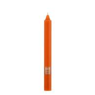 "Smooth 9"" Arista™ Pumpkin Single Candle"
