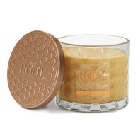 Creamed Honey 3 Wick Honeycomb Candle