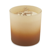 Acorns & Suede 3 Wick Candle