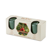 Bayberry 20 Hour Beeswax Blend Votive 3 Pack