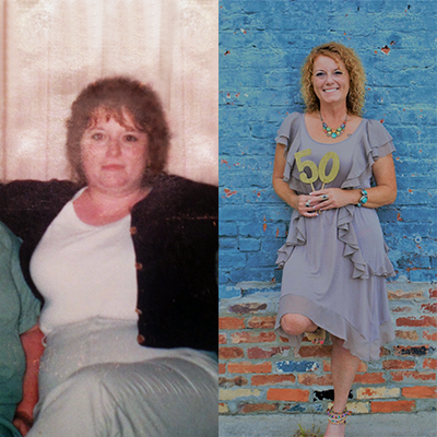 Angela L. - Blood Type Diet Success Story