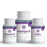 Gentle Daily Detox Pack - A collection of supplements to support your body's natural detoxification processes